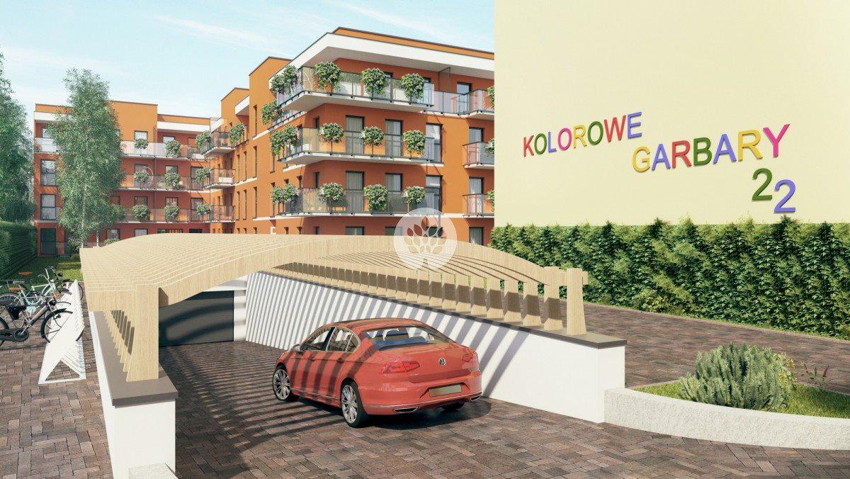 Mieszkanie dwupokojowe na sprzedaż Bydgoszcz, Okole, Garbary  49m2 Foto 4
