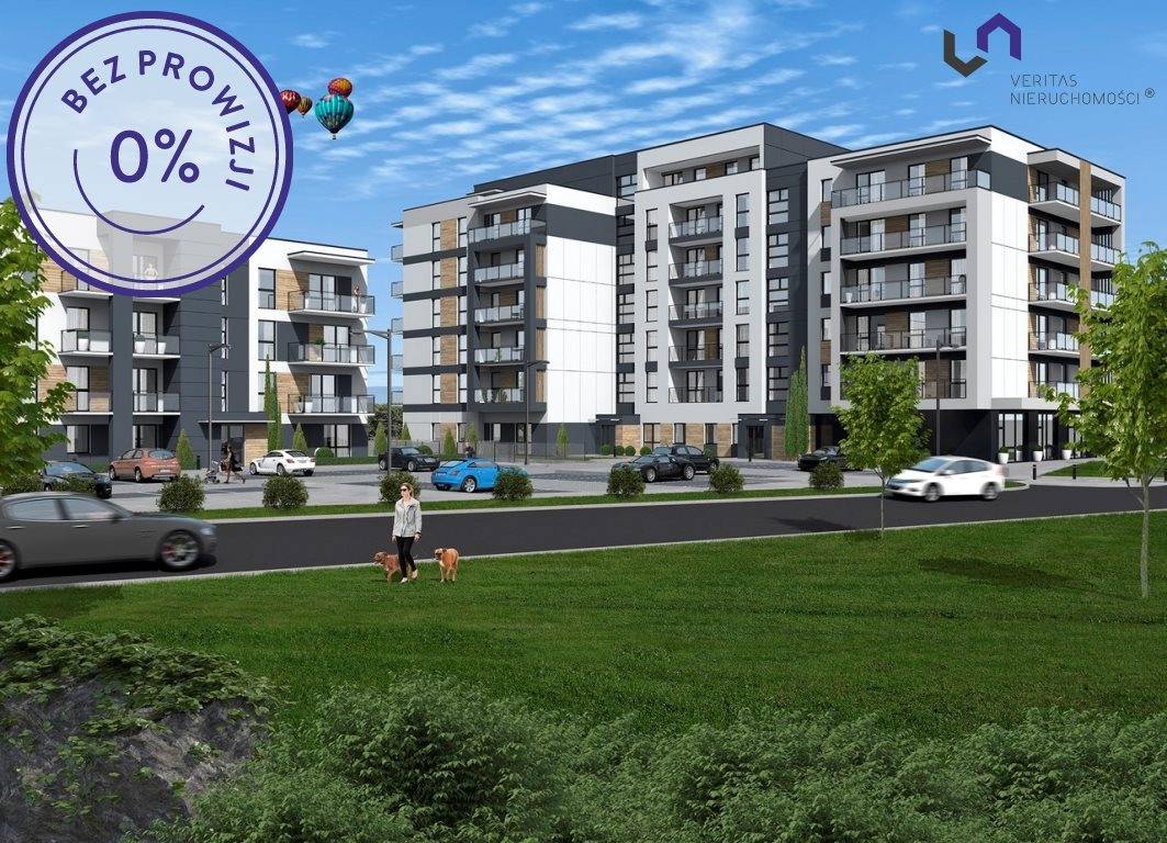 Mieszkanie trzypokojowe na sprzedaż Sosnowiec, Klimontów, Klimontowska  57m2 Foto 3