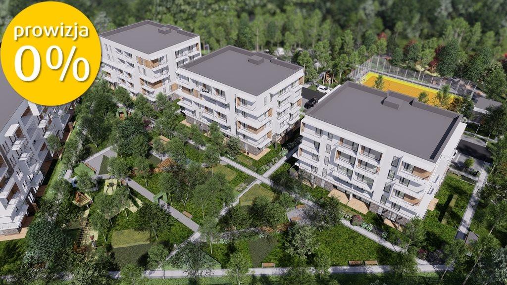 Mieszkanie czteropokojowe  na sprzedaż Czarnochowice  61m2 Foto 3