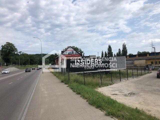 Działka przemysłowo-handlowa pod dzierżawę Gdańsk, Orunia  592m2 Foto 5
