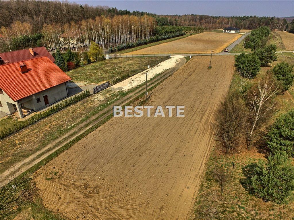 Działka budowlana na sprzedaż Jodłówka-Wałki  2116m2 Foto 2
