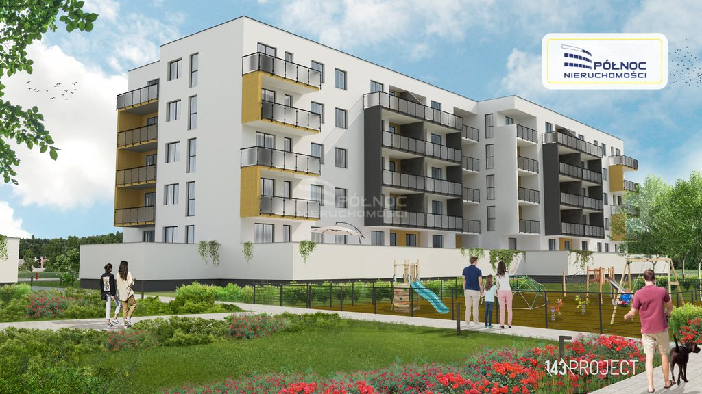 Mieszkanie czteropokojowe  na sprzedaż Bolesławiec, Staroszkolna  78m2 Foto 1