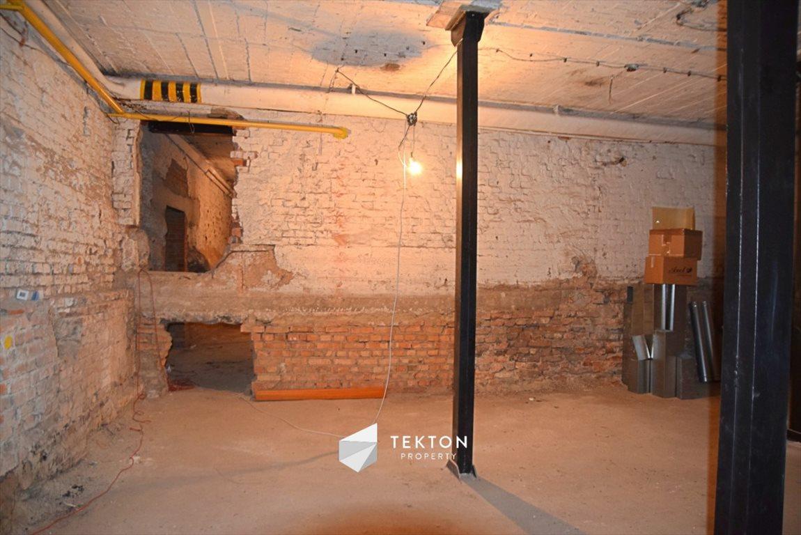 Lokal użytkowy na wynajem Gdańsk, Śródmieście, Szeroka  190m2 Foto 5