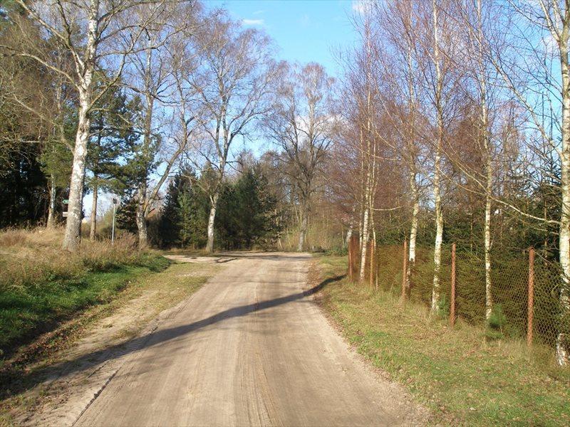 Działka budowlana na sprzedaż Czaplinek  1392m2 Foto 1