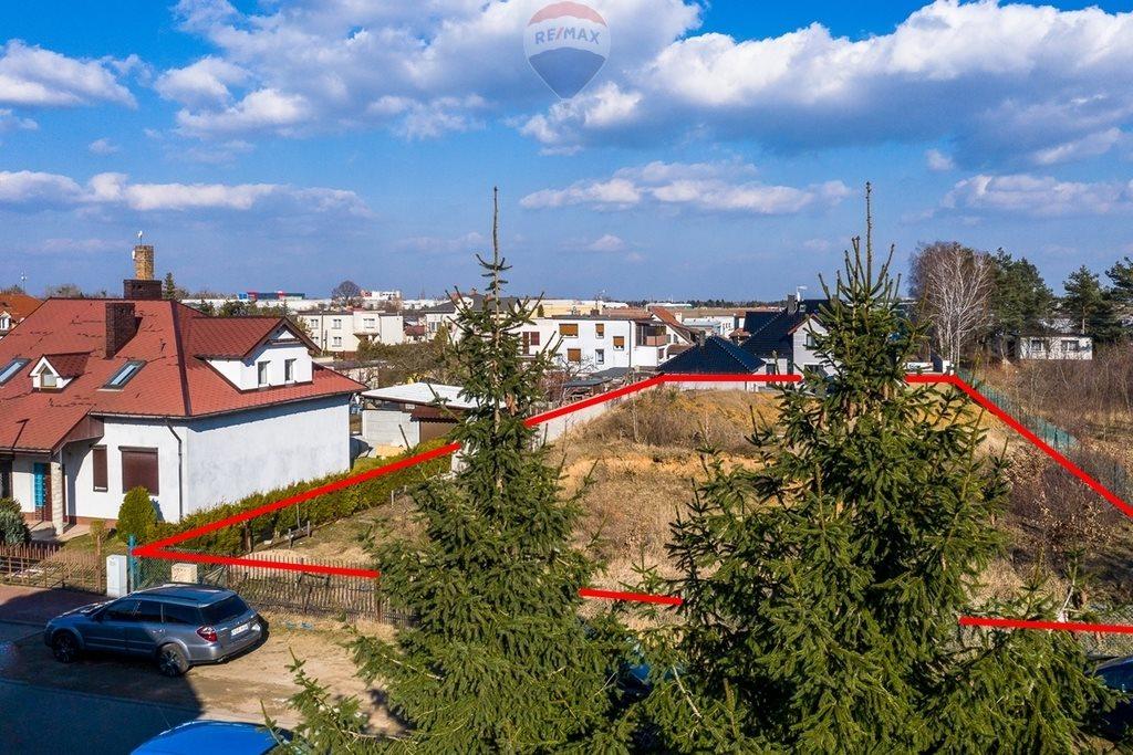 Działka budowlana na sprzedaż Przeźmierowo, Malinowa  1213m2 Foto 3