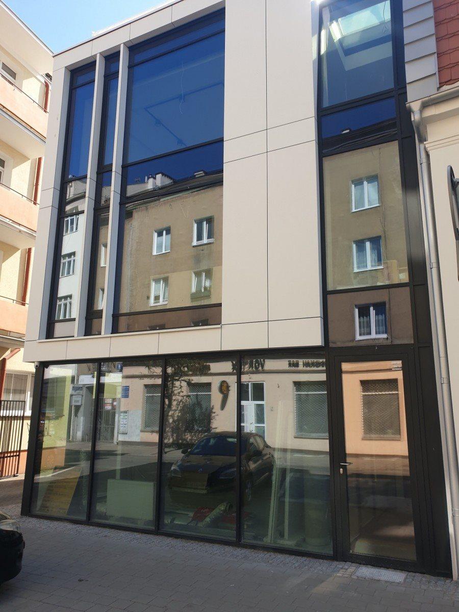 Lokal użytkowy na wynajem Gdynia, Śródmieście, Antoniego Abrahama  60m2 Foto 2