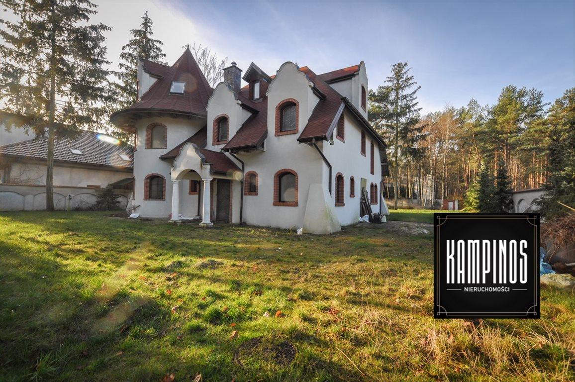 Dom na sprzedaż Hornówek, Izabelin, oferta 2924  420m2 Foto 1