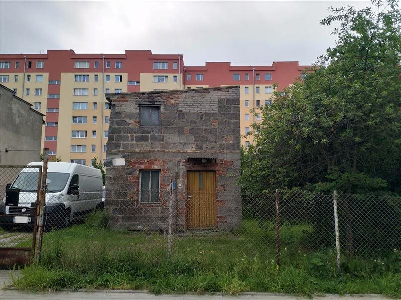 Działka budowlana na sprzedaż Gdynia, Obłuże, TURKUSOWA  520m2 Foto 3