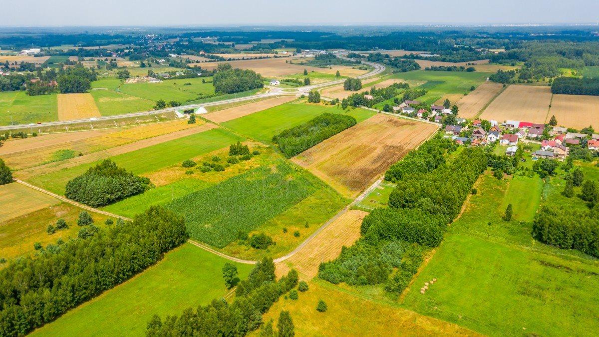 Działka rolna na sprzedaż Niecki  2627m2 Foto 2