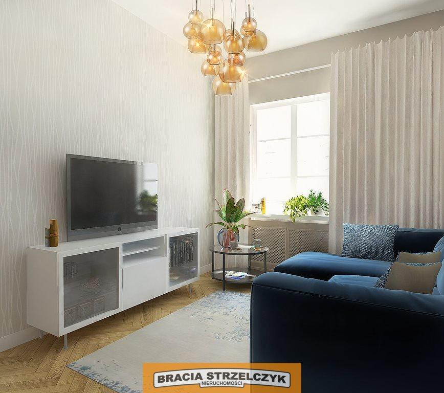 Mieszkanie dwupokojowe na wynajem Warszawa, Śródmieście, Nowe Miasto, Kościelna  44m2 Foto 1