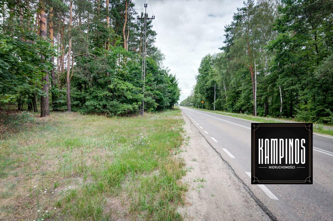 Działka budowlana na sprzedaż Truskaw, Izabelin, oferta 2792  3689m2 Foto 2