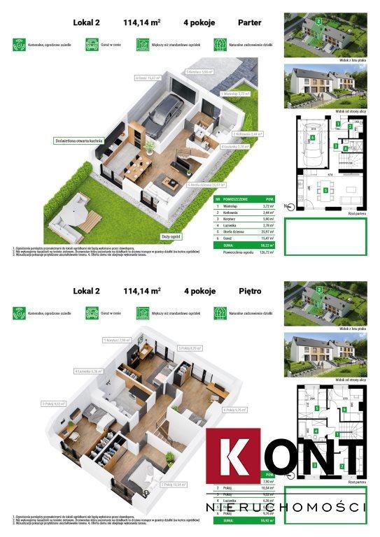 Mieszkanie na sprzedaż Balice  114m2 Foto 5