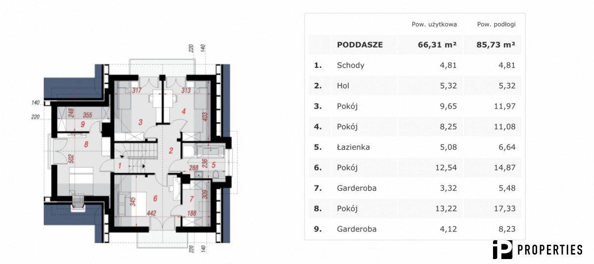 Dom na sprzedaż Warszawa, Ursynów, Trombity  169m2 Foto 8