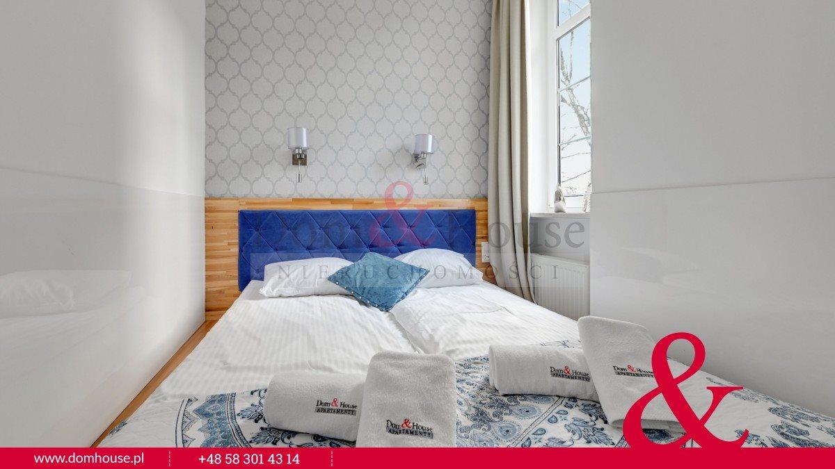 Mieszkanie dwupokojowe na wynajem Gdańsk, Śródmieście, Ogarna  27m2 Foto 2