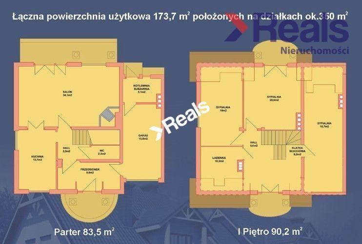 Dom na sprzedaż Warszawa, Wawer, Zespołowa  175m2 Foto 1