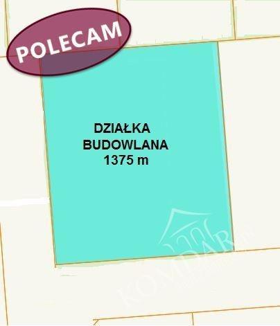Działka budowlana na sprzedaż Warszawa, Białołęka, Cieślewskich  1375m2 Foto 1