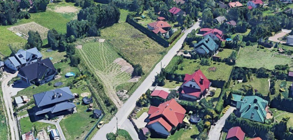 Działka budowlana na sprzedaż Kielanówka  1310m2 Foto 1