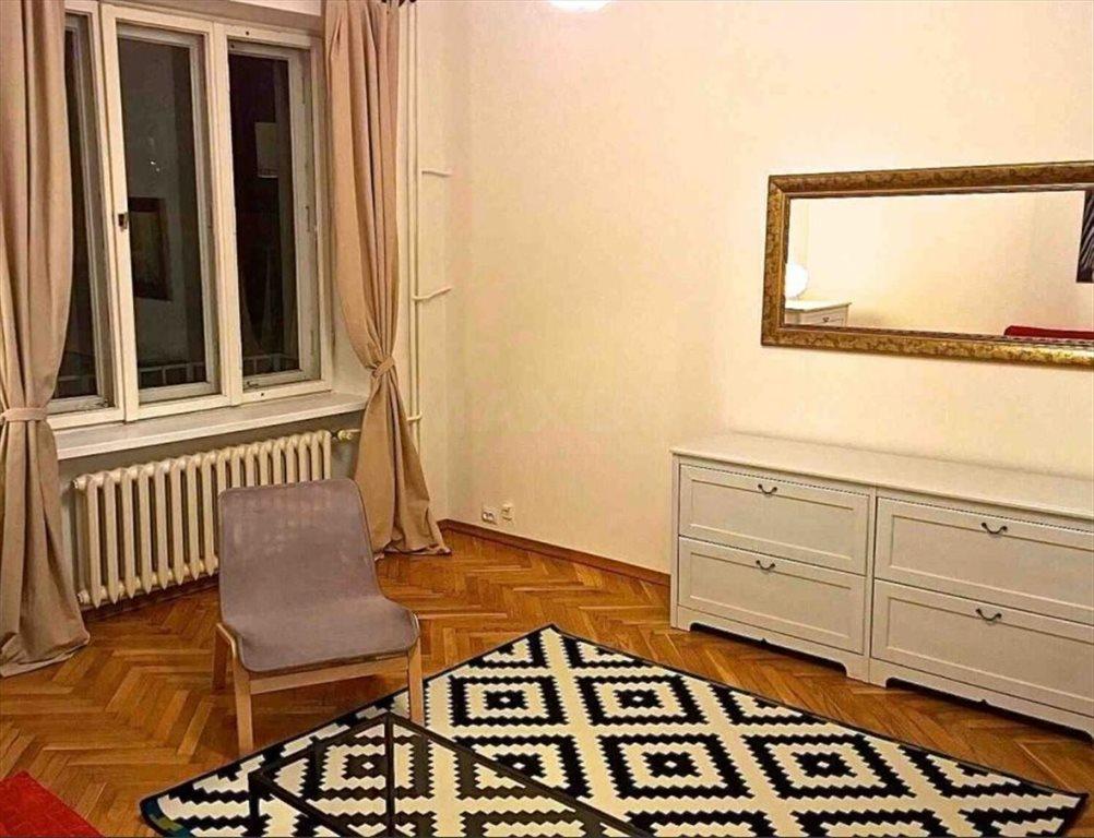 Mieszkanie trzypokojowe na wynajem Warszawa, Śródmieście, ul. Tamka  70m2 Foto 7