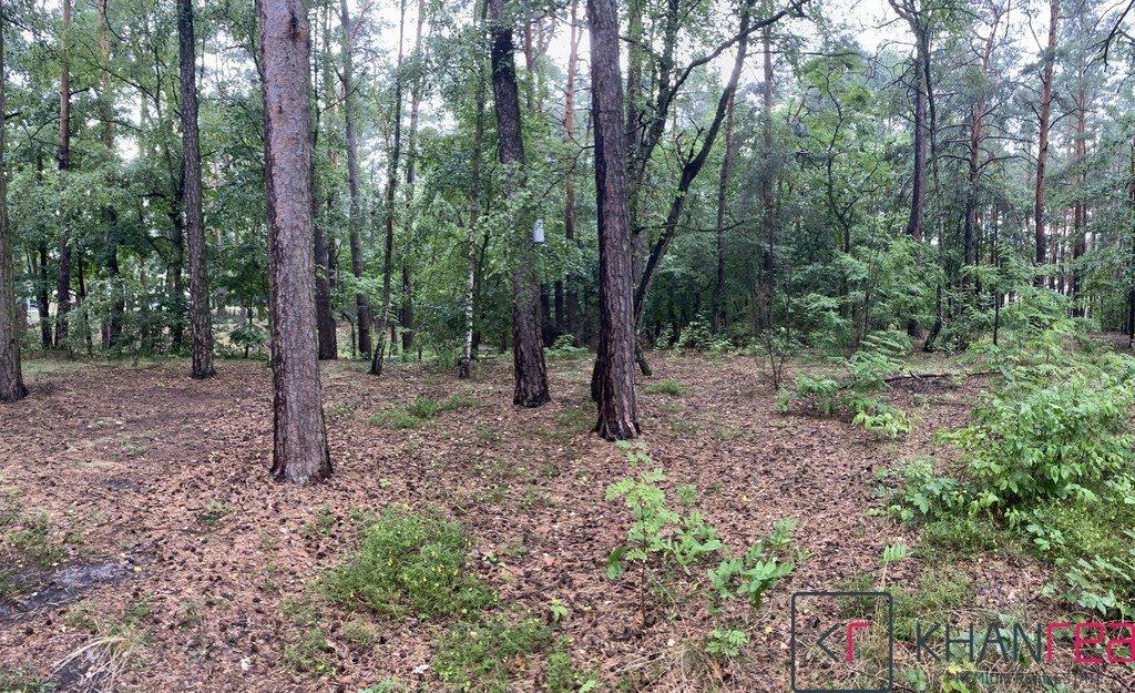Działka leśna z prawem budowy na sprzedaż Józefów  2860m2 Foto 6