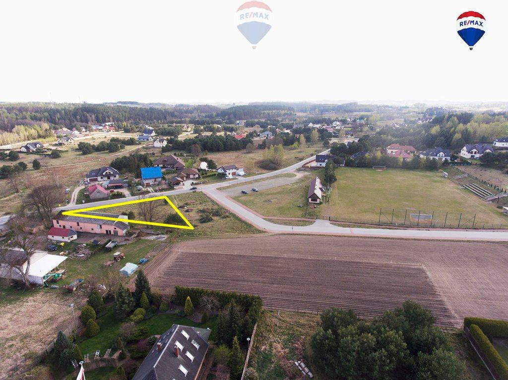 Działka budowlana na sprzedaż Koleczkowo, Kamieńska  1511m2 Foto 12