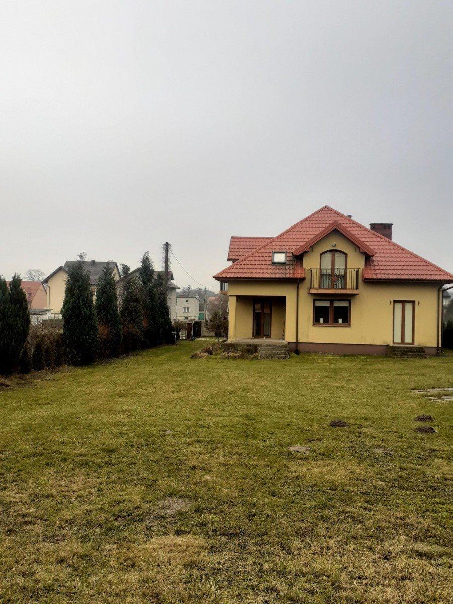 """Dom na sprzedaż Kielce, Niewachlów Pierwszy, Podporucznika Zbigniewa Kruszelnickiego """"Wilka""""  140m2 Foto 2"""