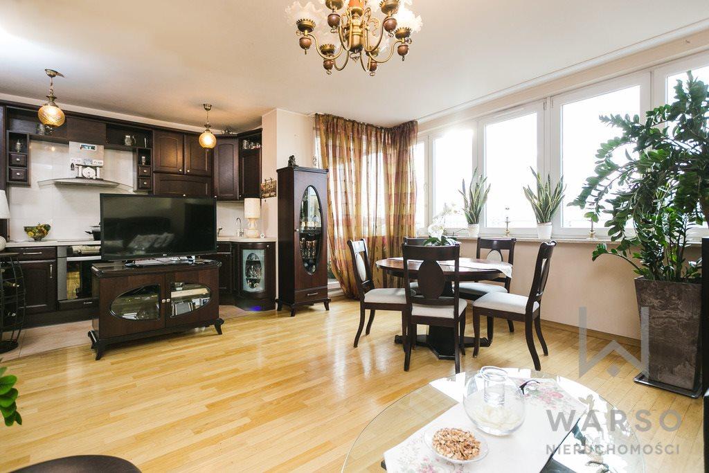 Mieszkanie trzypokojowe na sprzedaż Warszawa, Praga-Południe, gen. Tadeusza Bora-Komorowskiego  75m2 Foto 1