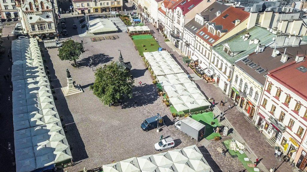 Lokal użytkowy na sprzedaż Rzeszów, rynek Rynek  623m2 Foto 3