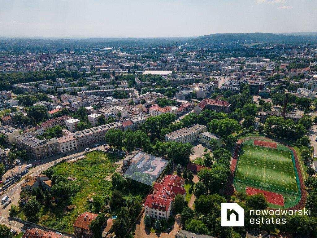 Działka budowlana na sprzedaż Kraków, Grzegórzki, Grzegórzki, Grzegórzecka  1396m2 Foto 4