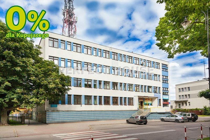 Lokal użytkowy na sprzedaż Bielsk Podlaski  2030m2 Foto 2
