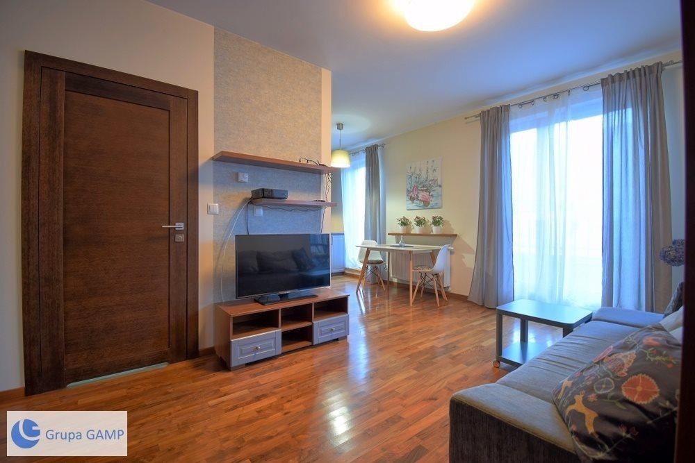 Mieszkanie dwupokojowe na wynajem Kraków, Śródmieście, Lubicz  44m2 Foto 6