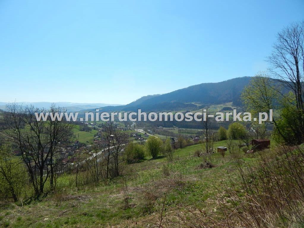 Działka budowlana na sprzedaż Mszana Dolna  4400m2 Foto 2