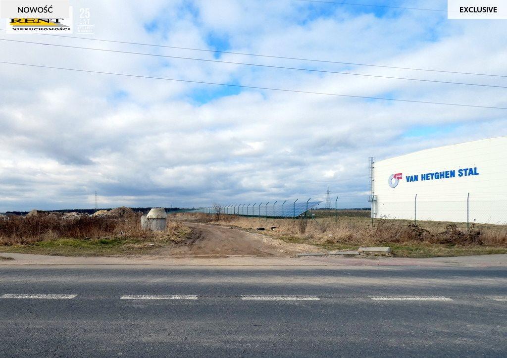 Działka przemysłowo-handlowa na sprzedaż Szczecin  2750m2 Foto 7