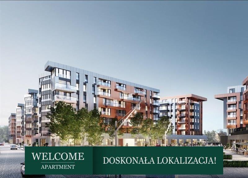 Mieszkanie dwupokojowe na sprzedaż Gdańsk, Główne Miasto, Stara Stocznia  46m2 Foto 1