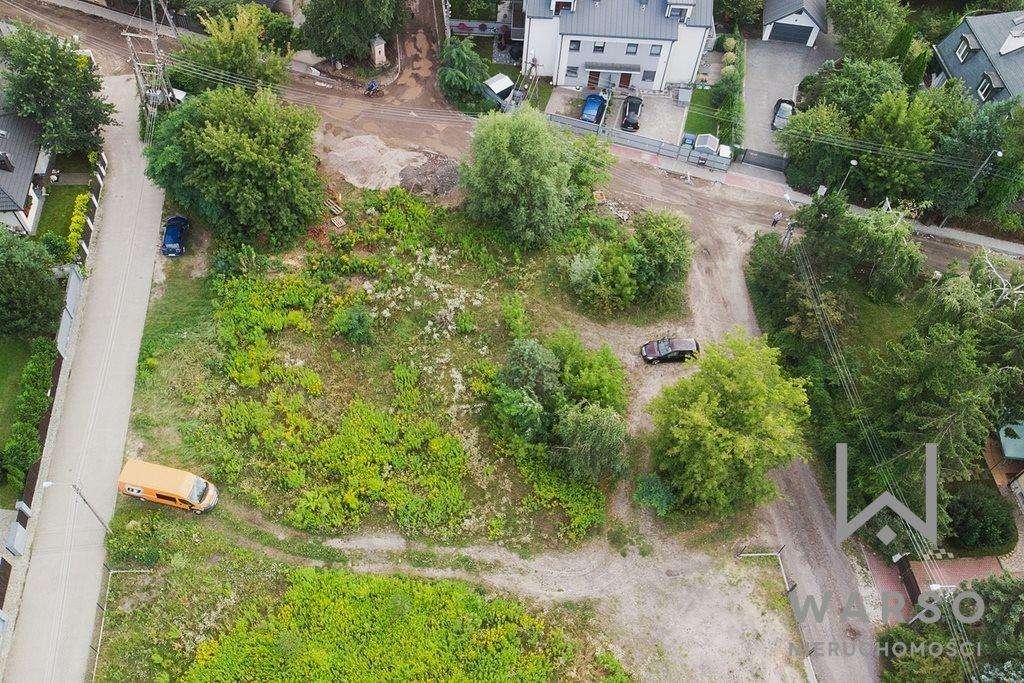 Działka budowlana na sprzedaż Łomianki, Dąbrowa Leśna, gen. Wojciecha Borzobohatego  1332m2 Foto 6