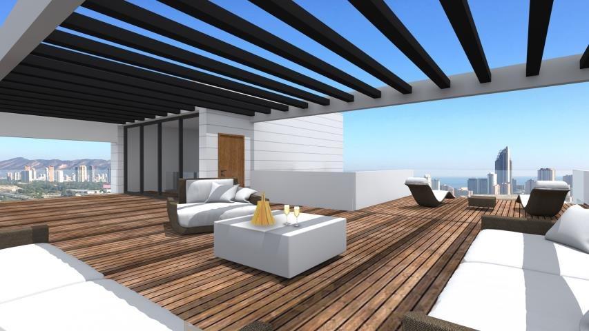 Mieszkanie trzypokojowe na sprzedaż Hiszpania, Finestrat  78m2 Foto 10