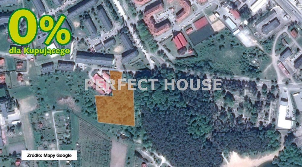 Działka komercyjna na sprzedaż Ostróda  7199m2 Foto 1