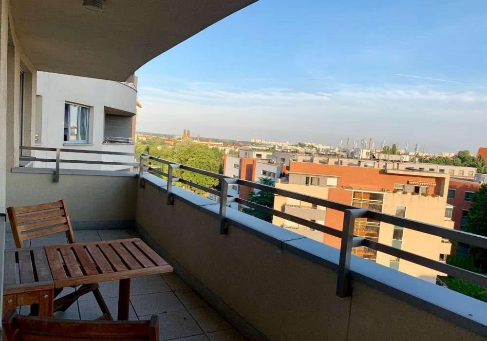 Mieszkanie dwupokojowe na sprzedaż Poznań, Stare Miasto, gen. Tadeusza Kutrzeby 16c  57m2 Foto 1