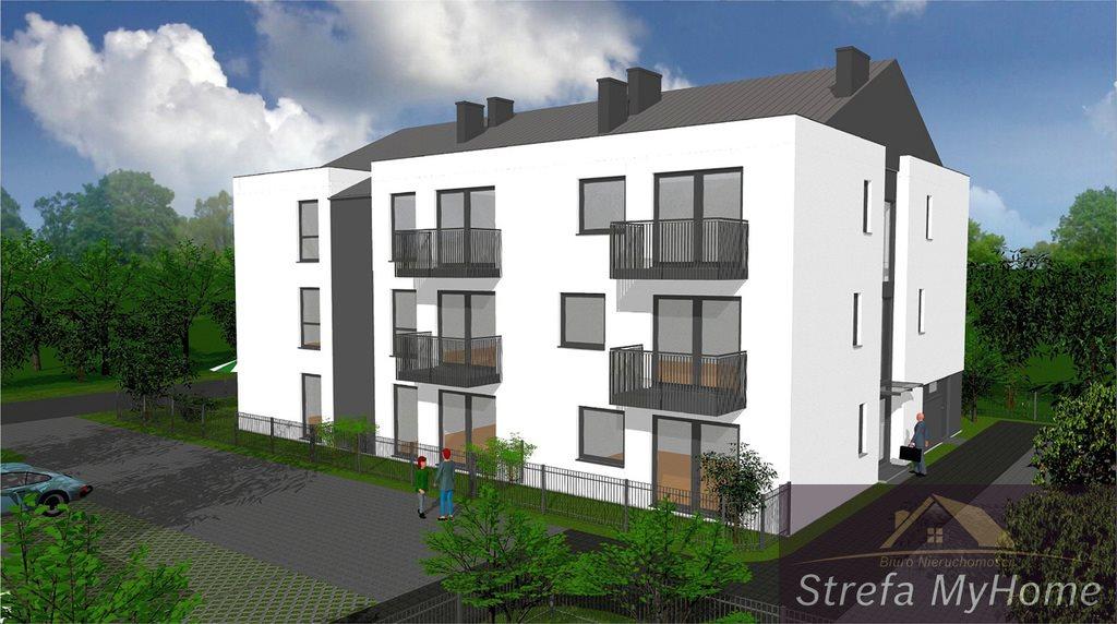 Mieszkanie dwupokojowe na sprzedaż Szczecin, Bukowo, Kordiana  42m2 Foto 3