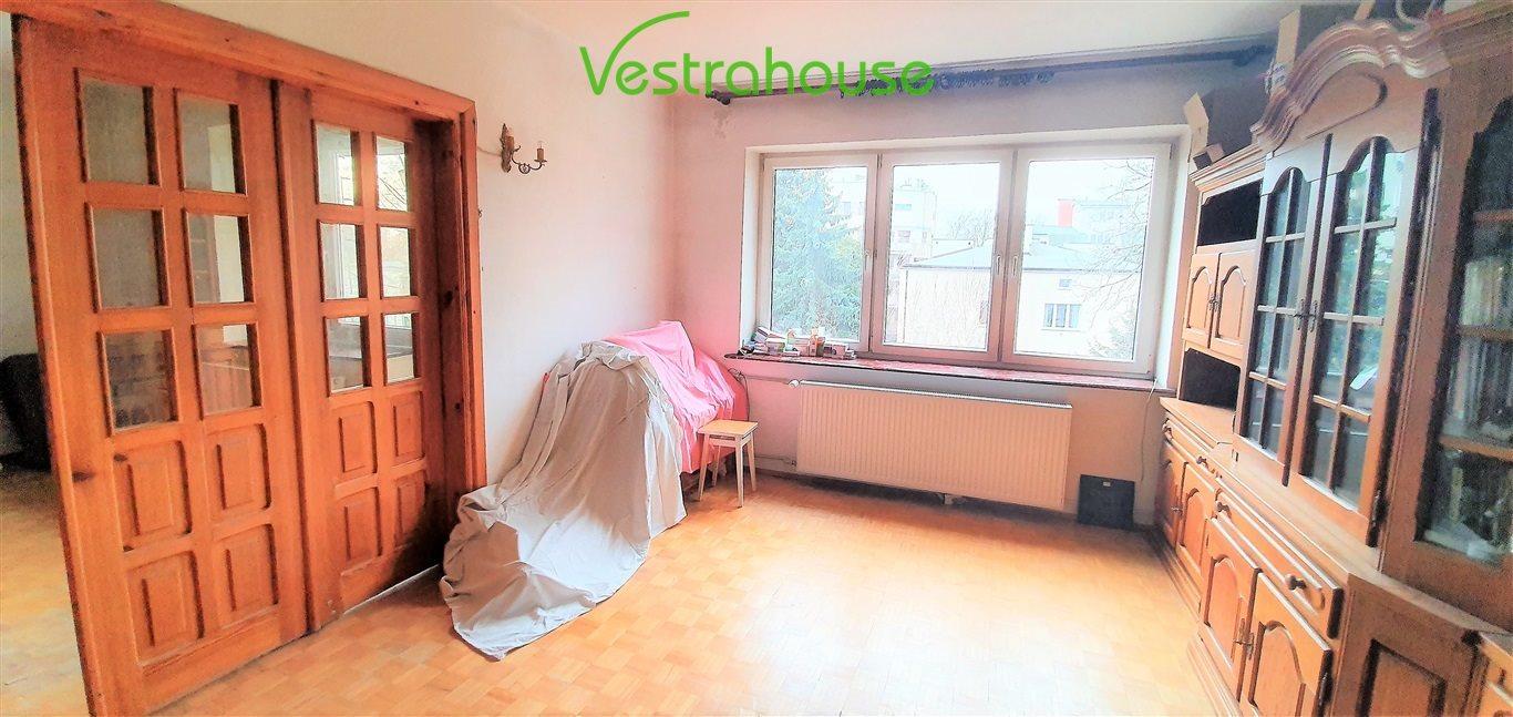 Mieszkanie czteropokojowe  na sprzedaż Warszawa, Praga-Południe, Saska Kępa, Paryska  78m2 Foto 2