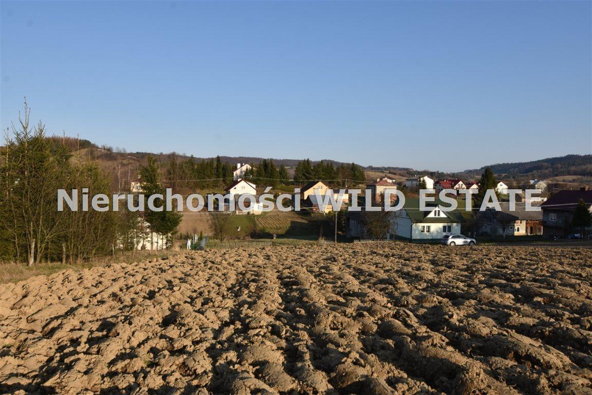 Działka rolna na sprzedaż Lesko, Średnia Wieś  3561m2 Foto 6
