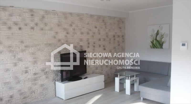 Mieszkanie dwupokojowe na wynajem Gdańsk, Zaspa, Jana Pawła II  49m2 Foto 1