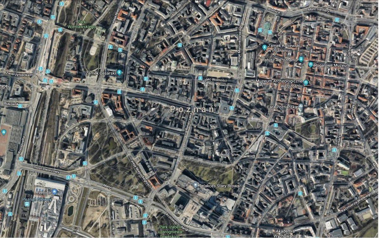 Mieszkanie na wynajem Poznań, Stare Miasto, stare miasto  115m2 Foto 1