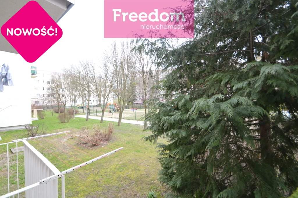 Mieszkanie trzypokojowe na wynajem Olsztyn, Jaroty, Jana Boenigka  60m2 Foto 11