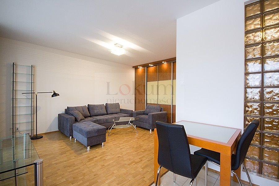 Mieszkanie dwupokojowe na wynajem Warszawa, Wola, Tadeusza Krępowieckiego  49m2 Foto 12