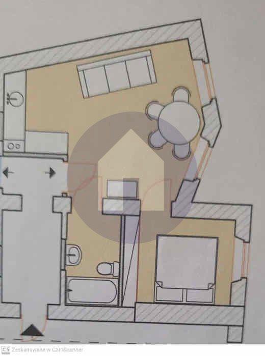 Mieszkanie dwupokojowe na sprzedaż Kłodzko  38m2 Foto 8