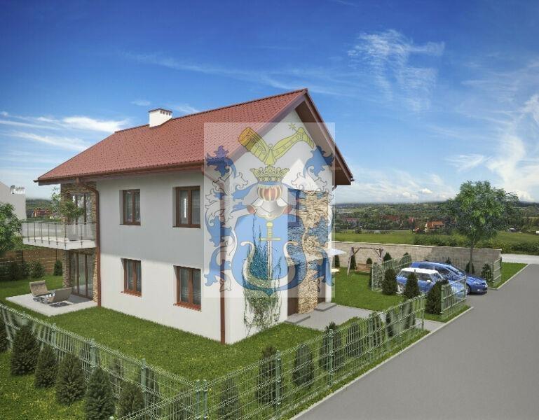 Mieszkanie czteropokojowe  na sprzedaż Kraków, Kraków-Podgórze, Opatkowice, Leona Petrażyckiego  100m2 Foto 1