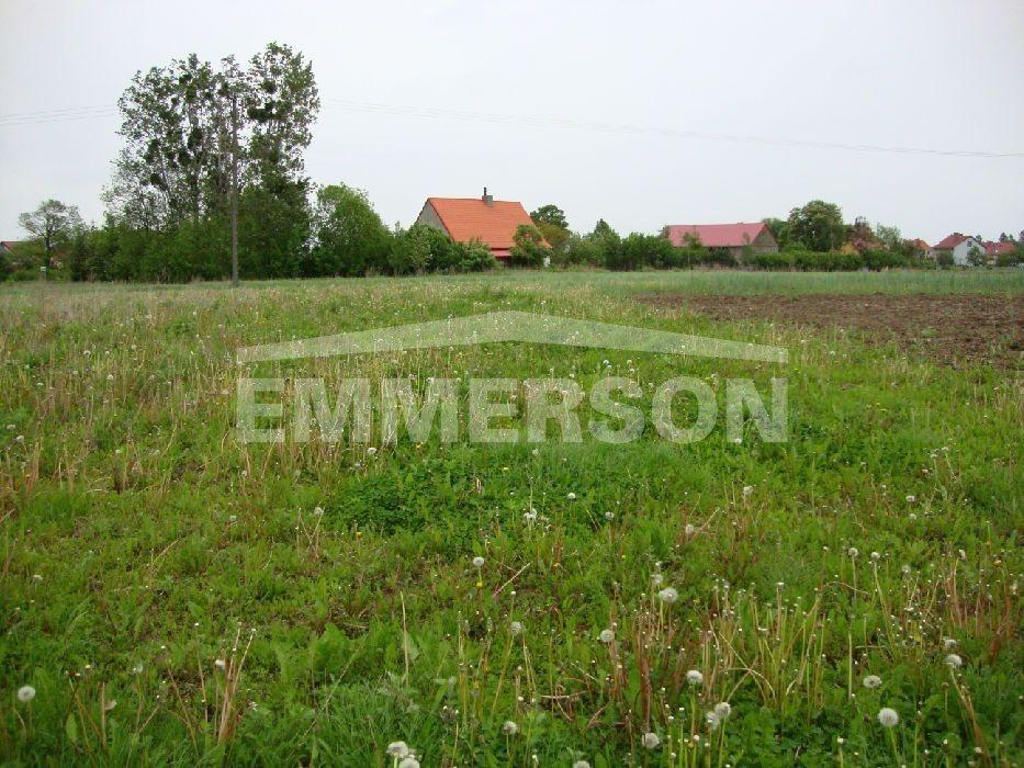 Działka budowlana na sprzedaż Miękinia, Krępice  3581m2 Foto 4
