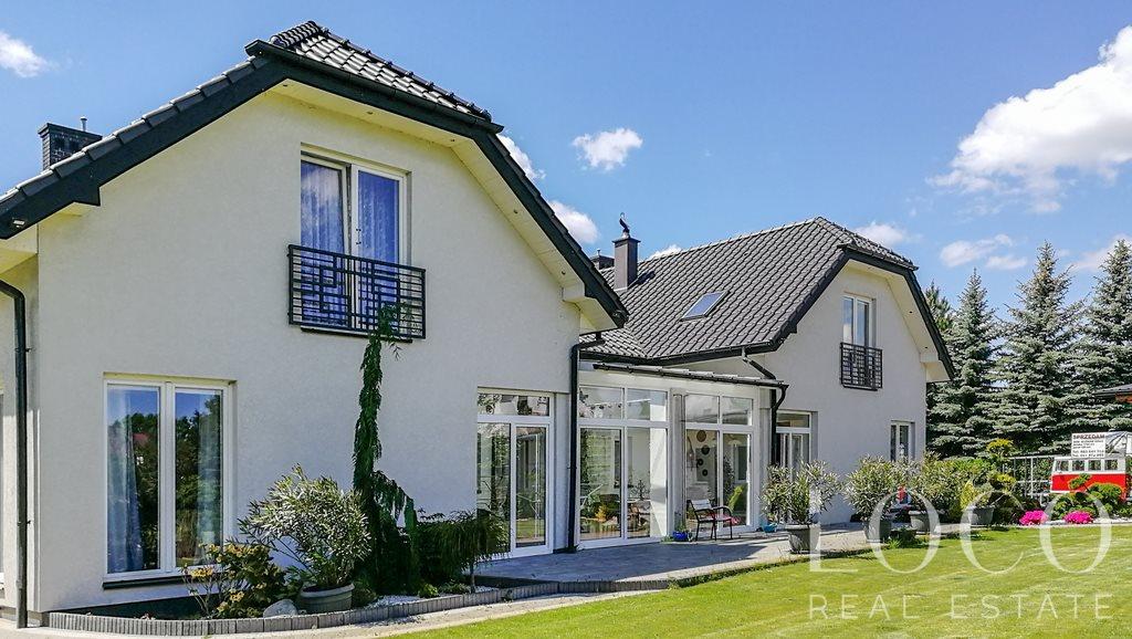 Dom na sprzedaż Łomianki  496m2 Foto 2