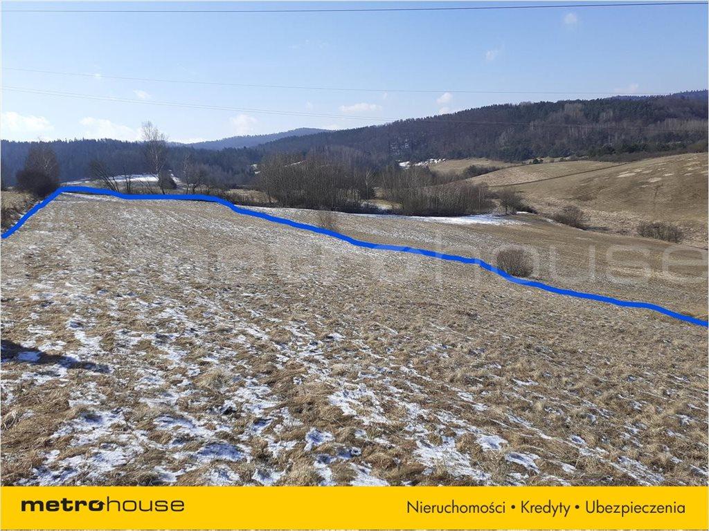 Działka rolna na sprzedaż Średnia Wieś, Lesko  12340m2 Foto 8