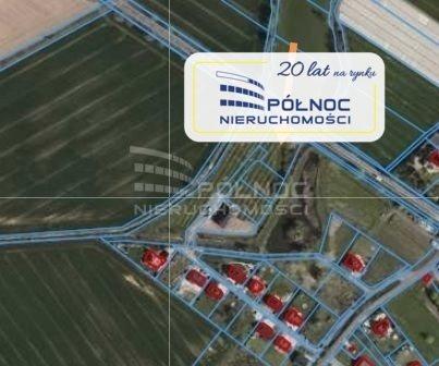 Działka komercyjna na sprzedaż Gniewomirowice  1500m2 Foto 1
